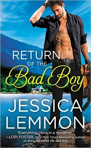Return of the Bad Boy (Second Chance Series Book 4)  by  Jessica Lemmon