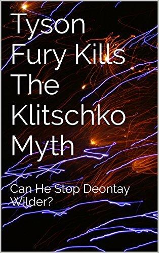 Tyson Fury Kills The Klitschko Myth: Can He Stop Deontay Wilder? Philip Brown