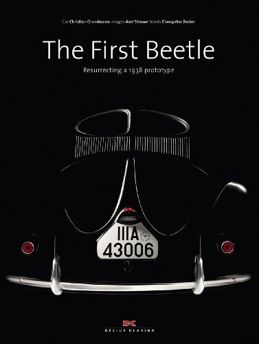 The First Beetle: Resurrecting a 1938 Prototype Christian Grundmann