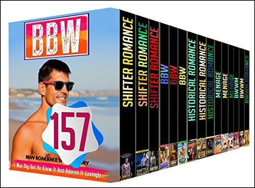 BBW: 157 BOOK BOXED SET - Lovely Romance And Hot Shifter, BBW, Historical, Menage, BWWM Short Stories  by  Reading Huge Book Sets PUBLISHING