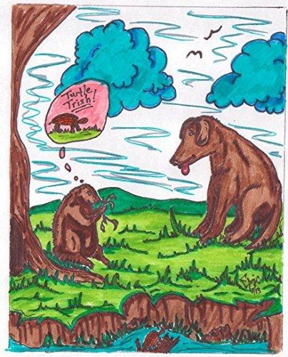 Boo Dog and the Ground Hog  by  Adolfo Plata