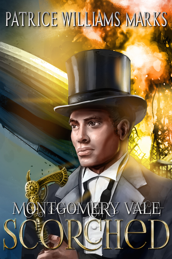 Montgomery Vale: Scorched  by  Patrice Williams Marks