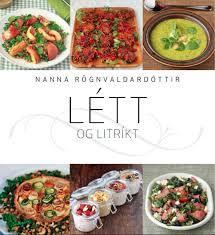 Létt og litríkt Nanna Rögnvaldsdóttir