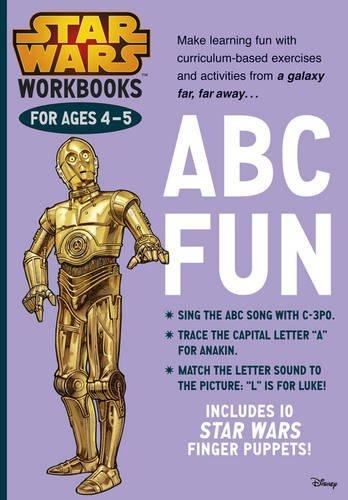 Star Wars Workbooks: ABC Fun (Ages 4-5) NO AUTHOR