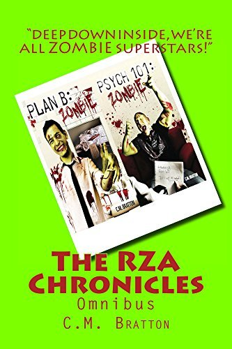 The RZA Chronicles  by  C.M. Bratton