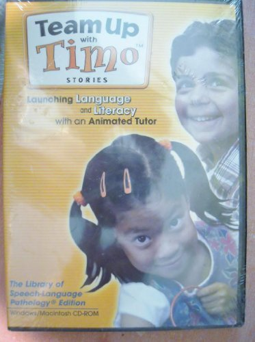 Team Up With Timo Stories CD-ROM! Launching Language and Literacy (Launching Language and Literacy W  by  Various