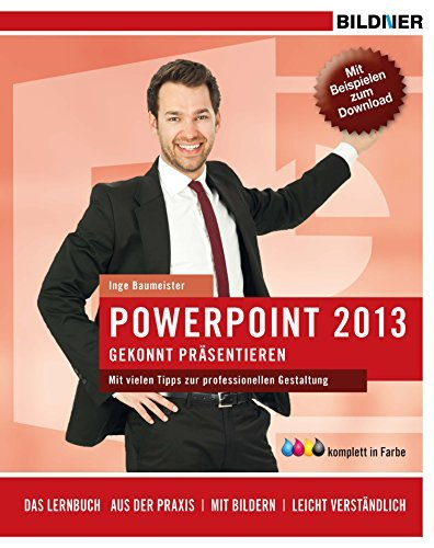PowerPoint 2013  by  Inge Baumeister