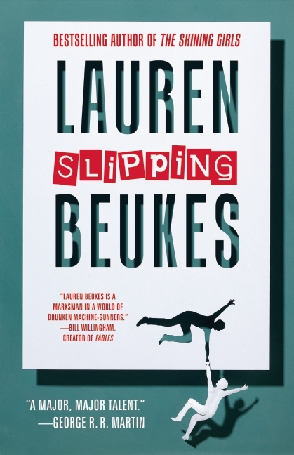 Slipping Lauren  Beukes