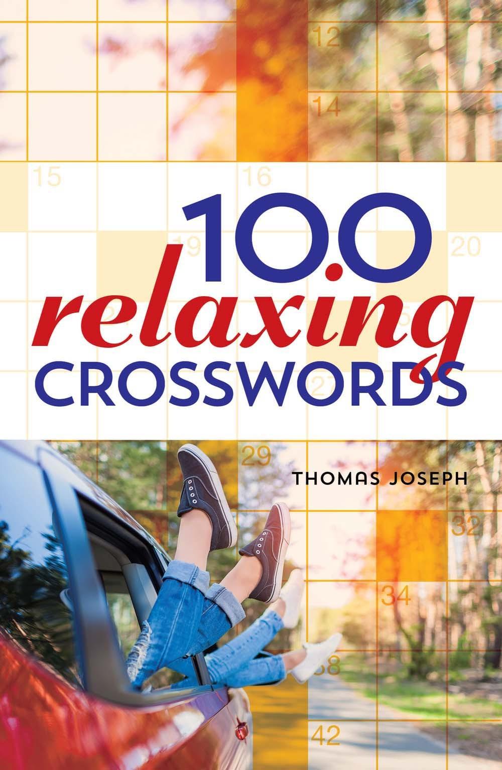 100 Relaxing Crosswords Thomas Joseph