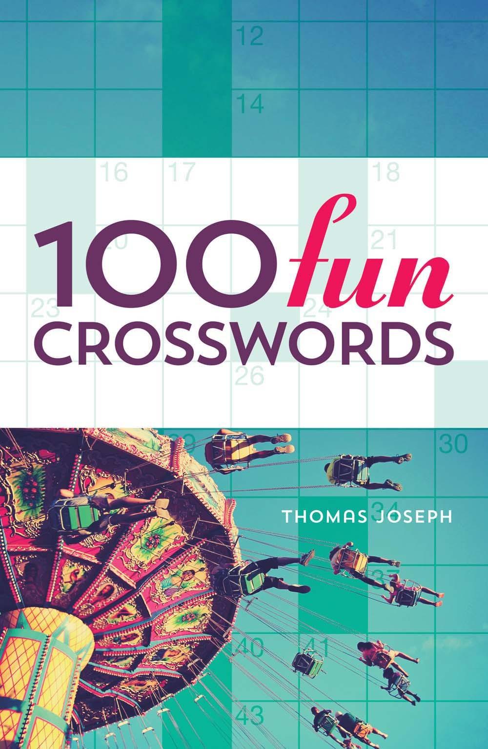 100 Fun Crosswords  by  Thomas Joseph