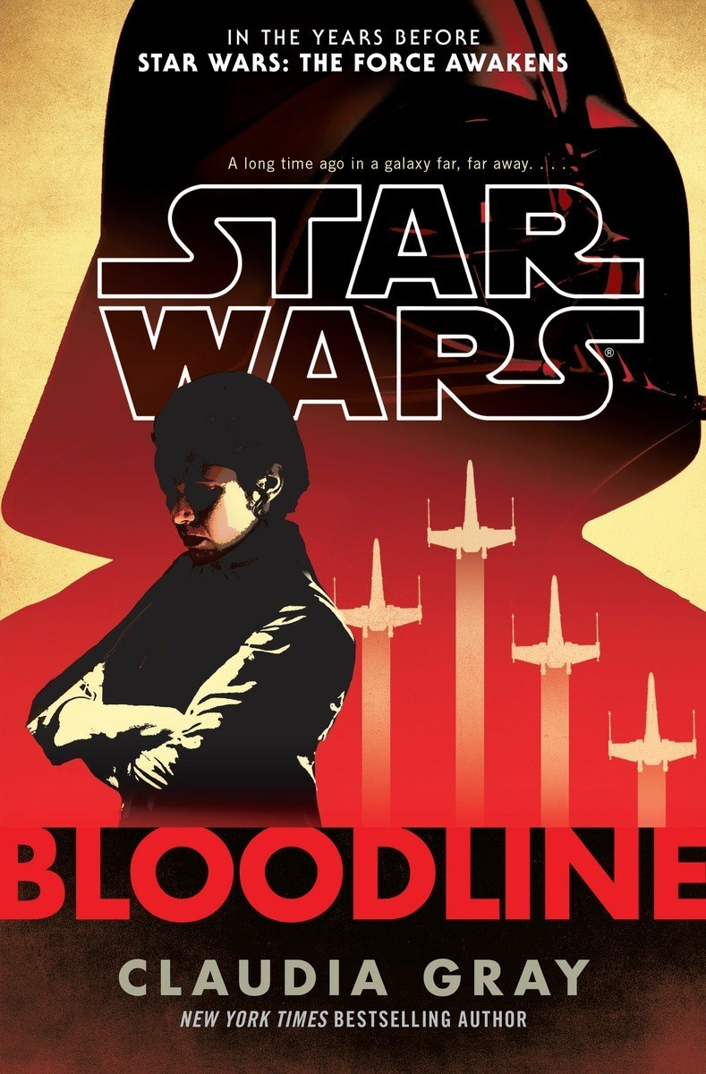 Bloodline: New Republic  by  Claudia Gray