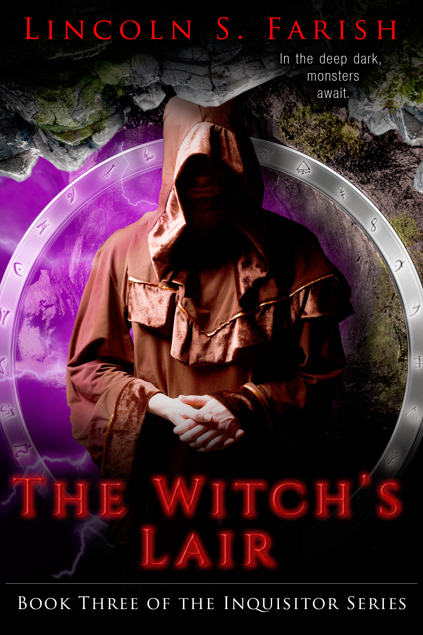The Witchs Lair  by  Lincoln S. Farish