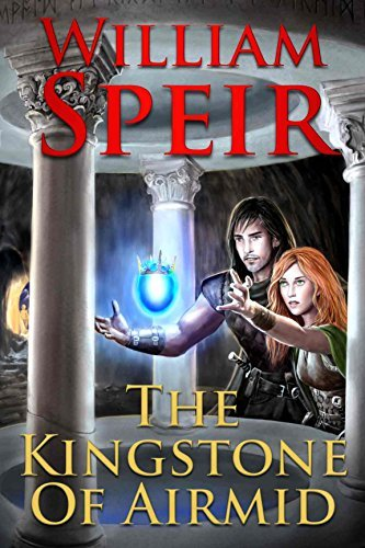 The Kingstone of Airmid  by  William Speir