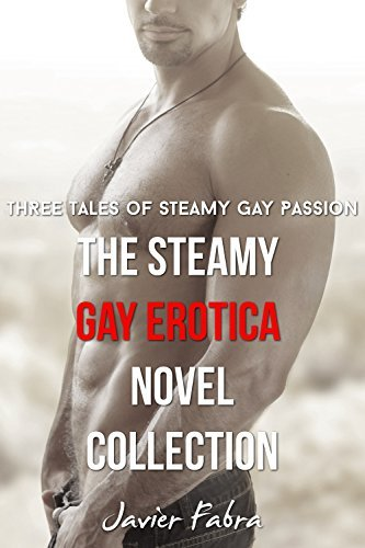 THE STEAMY GAY EROTICA NOVEL COLLECTION (3 MM Gay Romance Erotic Stories) Javier Fabra