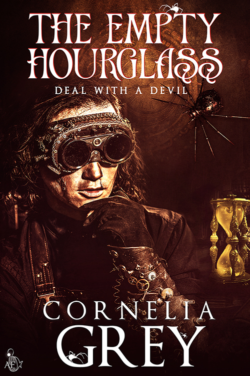 The Empty Hourglass Cornelia Grey