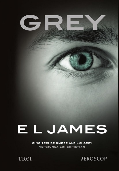 Cincizeci de umbre ale lui Grey.Versiunea lui Christian  by  E.L. James