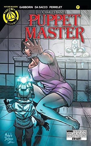 Puppet Master #7 (Puppet Master : 7) Shawn Gabborin
