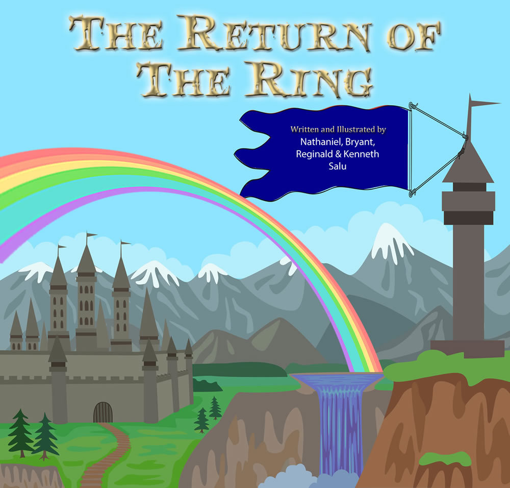 The Return of the Ring  by  Nathaniel Salu