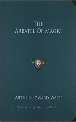 Arbatel of Magic Arthur Waite