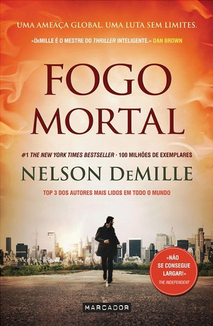 Fogo Mortal (John Corey, #4) Nelson DeMille