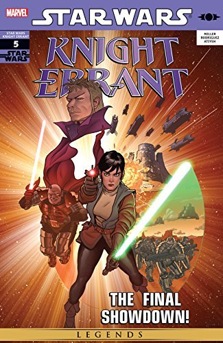 Star Wars: Knight Errant (2010-2011) #5 (of 5)  by  John Miller