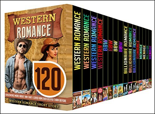 ROMANCE: 120 Book Mega Bundle - Read These 120 Hot Amazing Stories In 1 Box Set Including WESTERN, BBW, BILLIONAIRE and MENAGE Stories Big Huge Hot Sets PUBLISHING