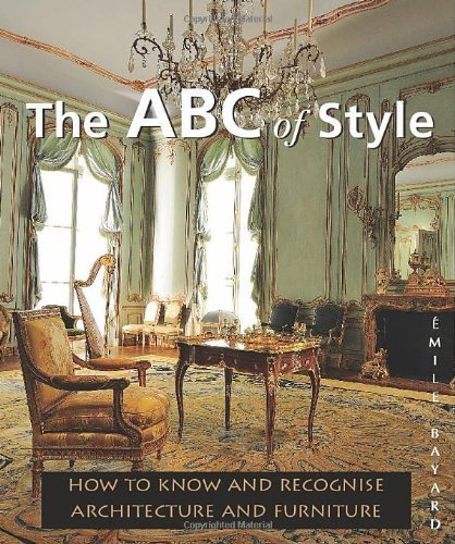 The ABC of Styles  by  Émile Bayard