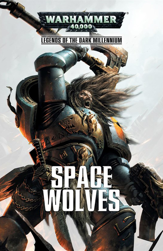 Space Wolves  by  Ben Counter
