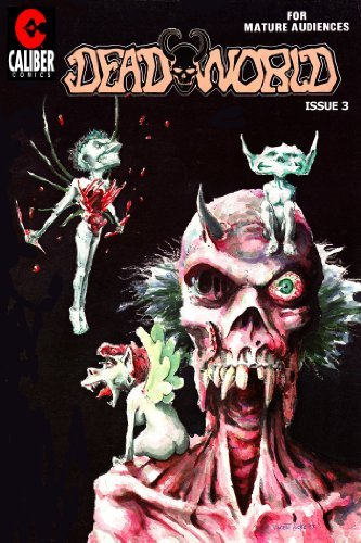 Deadworld #3: Mississippi Queen  by  Stuart Kerr