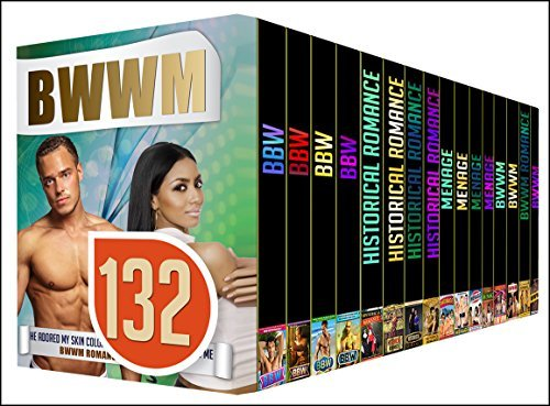MENAGE: 132 Book Boxed Set - Get This Amazing 132 Mega Bundle Boxed Set With BBW, HISTORICAL, MENAGE and BWWM Stories  by  Lovely And Huge Sets PUBLISHING