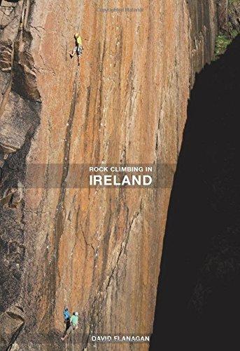 Rock Climbing In Ireland David Flanagan