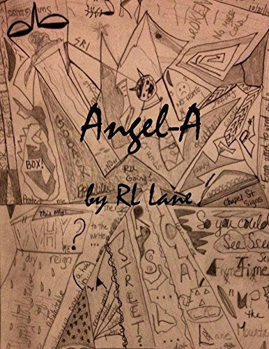 Angel-A  by  RL Lane