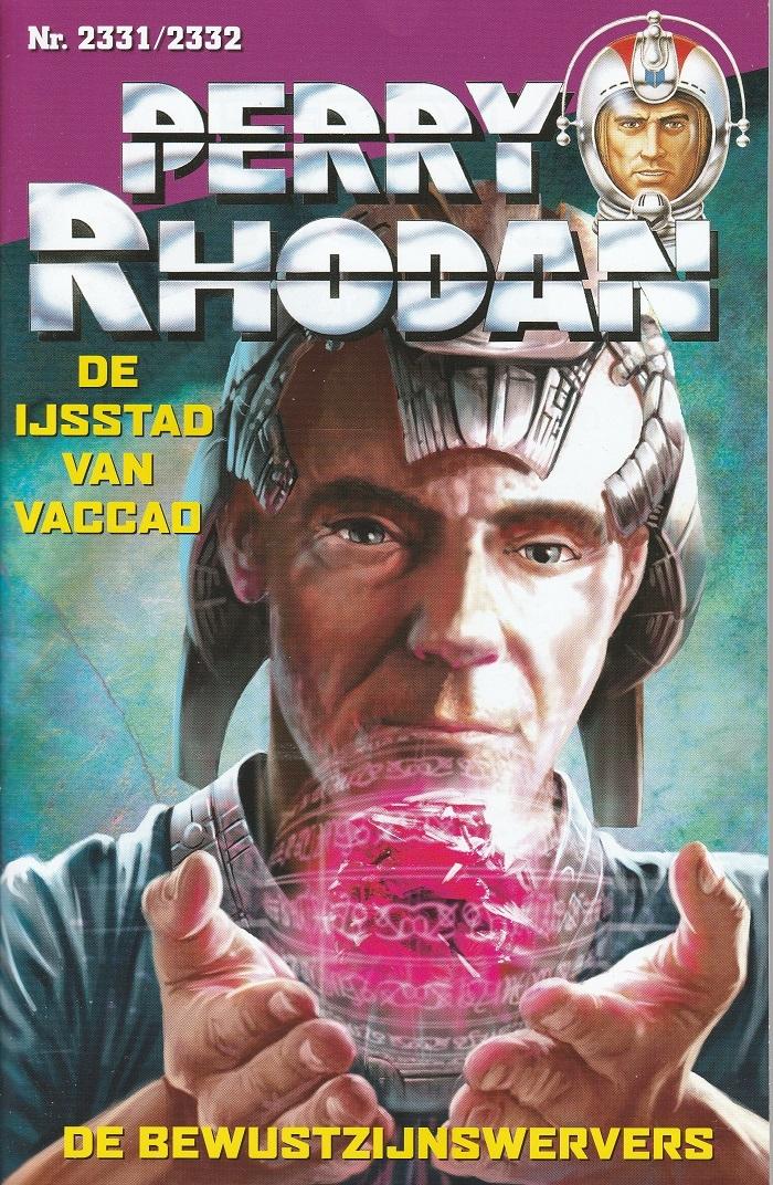 De bewustzijnswervers (Perry Rhodan NL, #2332) Michael Marcus Thurner