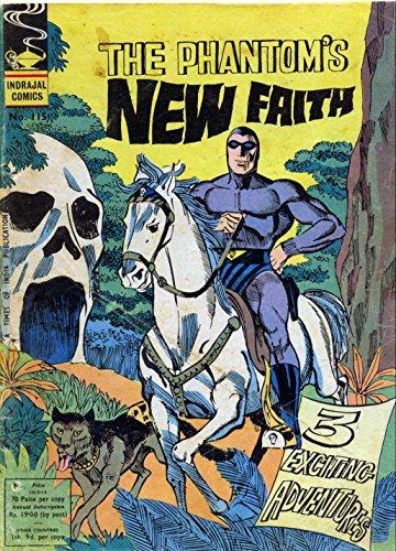 Indrajal Comics-115-Phantom: The Phantoms New Faith (1970)  by  Lee Falk