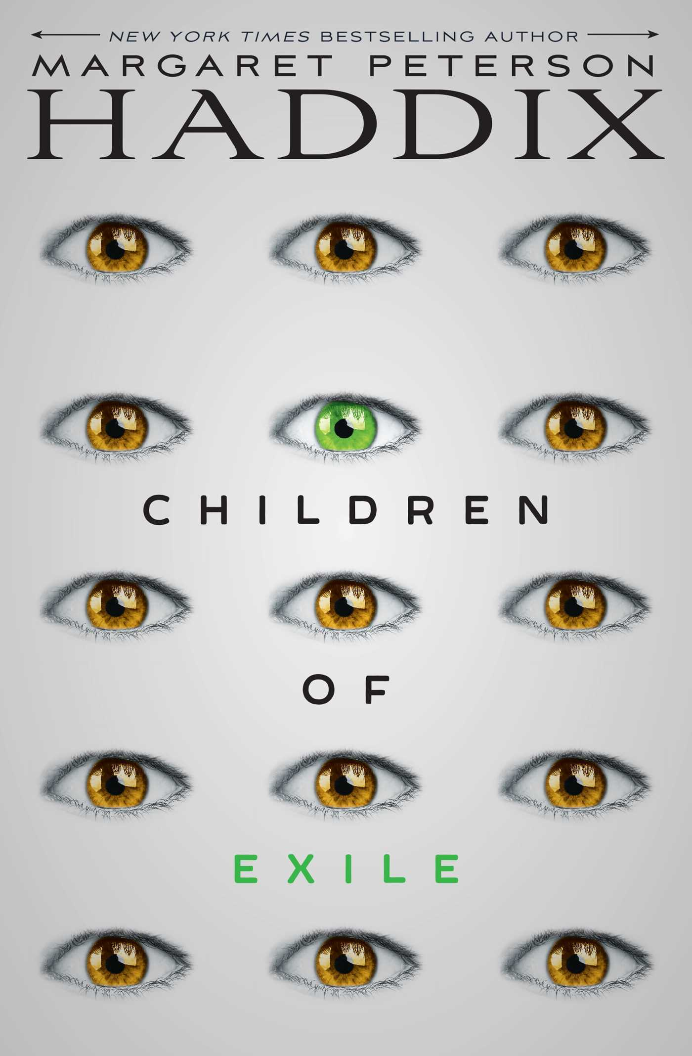 Children of Exile Margaret Peterson Haddix