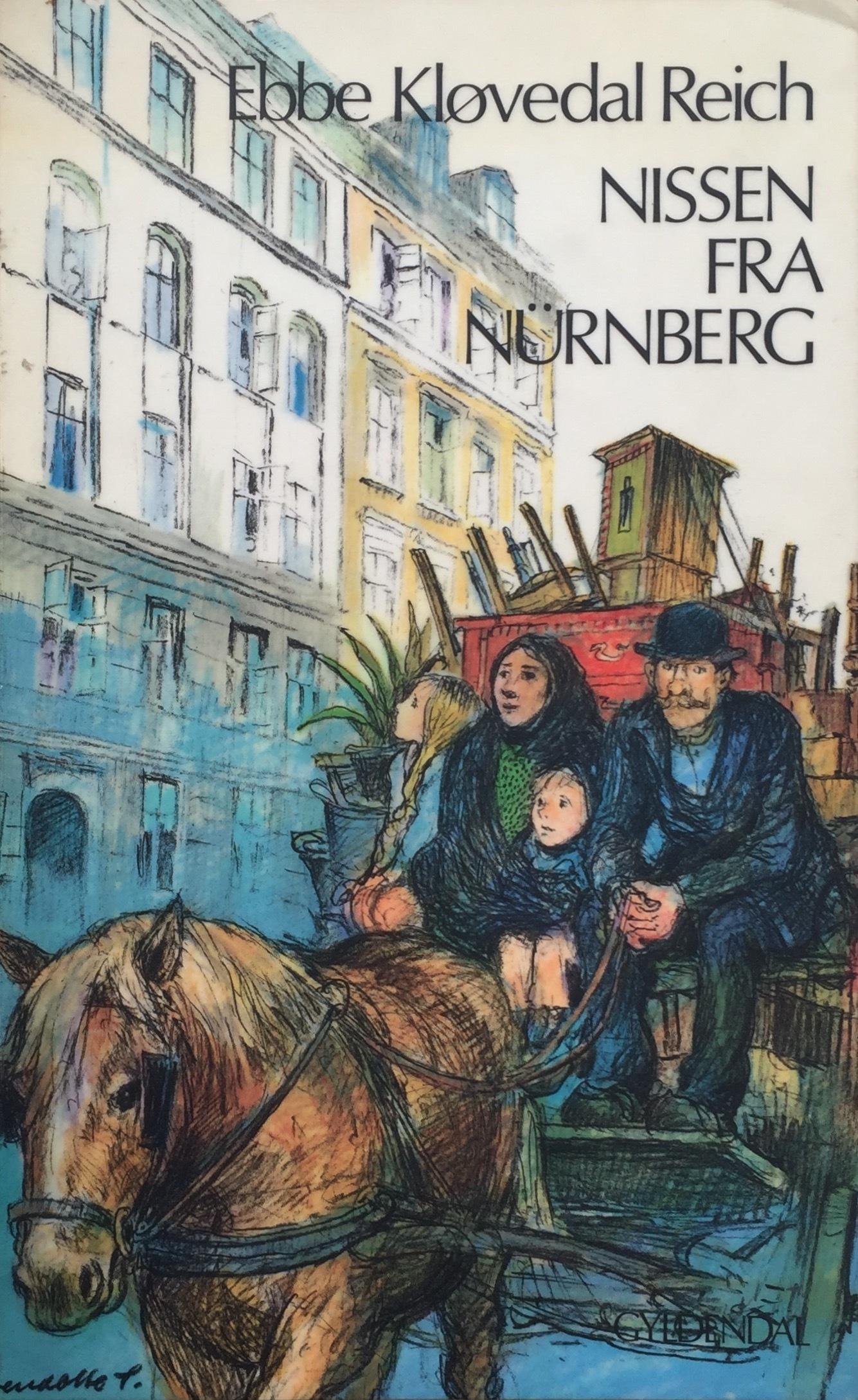 Nissen fra Nürnberg  by  Ebbe Kløvedal Reich