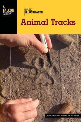 Basic Illustrated Animal Tracks Jonathan Hanson
