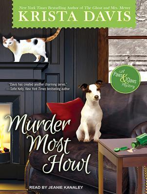 Murder Most Howl  by  Krista Davis