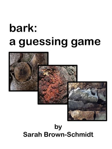 bark: a guessing game (Same Same Different Book 2) Sarah Brown-Schmidt