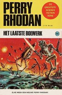 Het laatste bolwerk (Perry Rhodan NL, #198)  by  H. G. Ewers