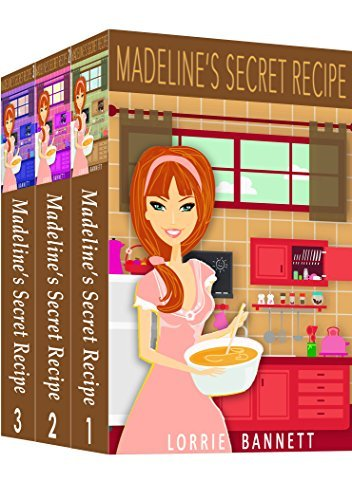WOMEN SLEUTHS: MYSTERY: COZY MYSTERY: Madelines Secret Recipe Series (Cozy Kitchen Detective Mystery Humor) Lorrie Bannett