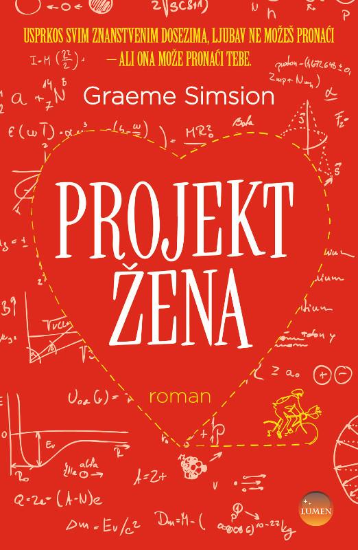 Projekt Žena (Don Tillman #1) Graeme Simsion