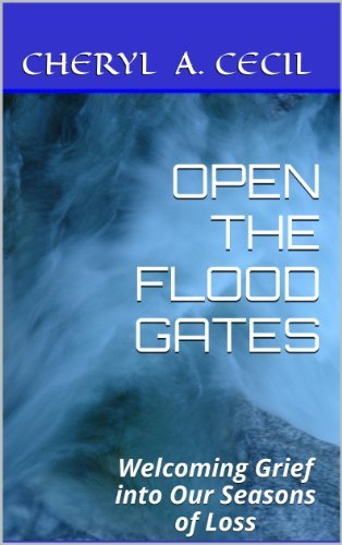 OPEN THE FLOOD GATES: Welcoming Grief into Our Seasons of Loss  by  Cheryl A. Cecil