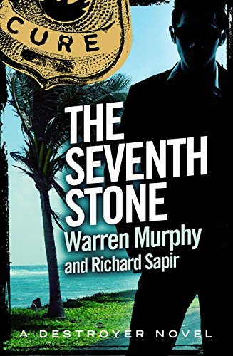 The Seventh Stone: Number 62 in Series  by  Richard Sapir