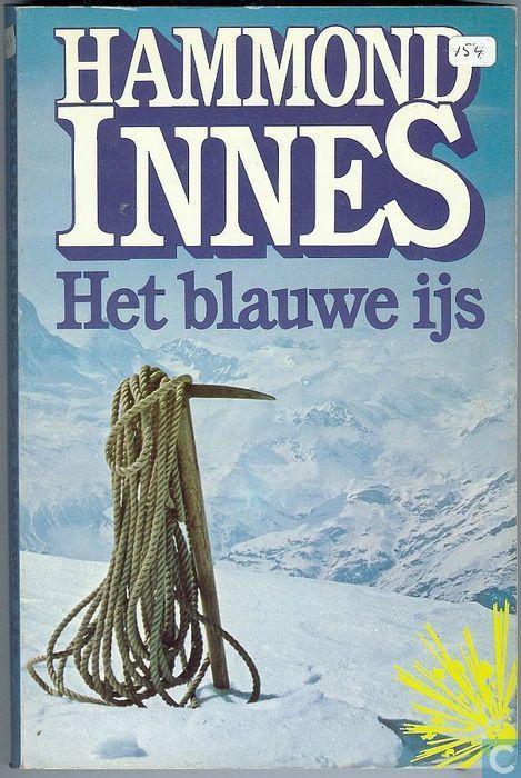Het blauwe ijs  by  Hammond Innes