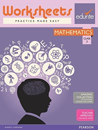 Worksheet for Class 3 Mathematics EDURITE by Edurite