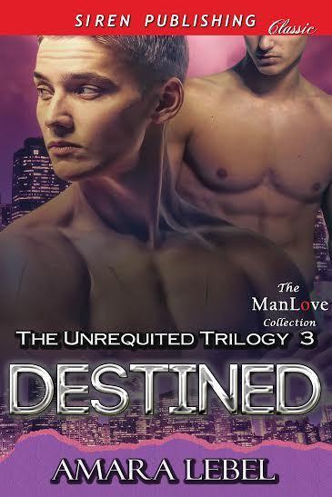 Destined (The Unrequited Trilogy #3) Amara Lebel