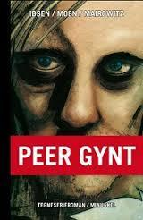 Peer Gynt - Tegneserieroman Henrik Ibsen
