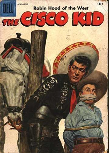 The Cisco Kid #35 Dell Comics / Western Publishing