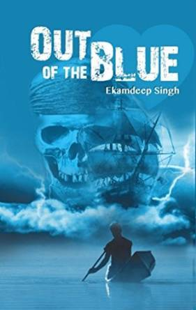 out of the blue  by  Ekamdeep Singh